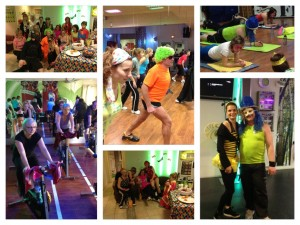 Photos carnaval au Club Fitness K