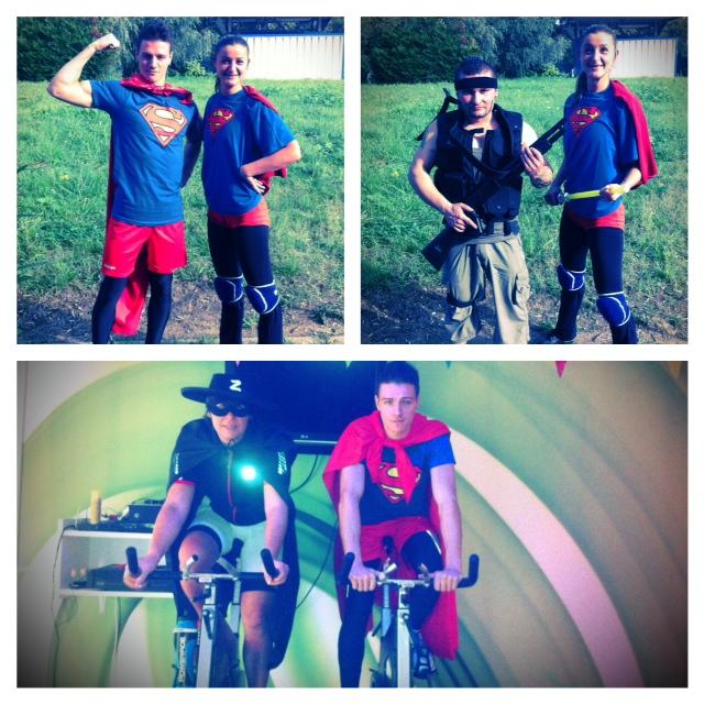 equipe super heros